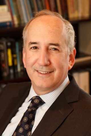 Provost Eric Isaacs