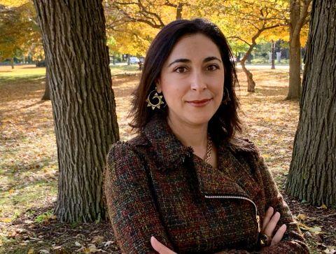 Sherine Badawi Walton